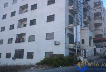 شقة للبيع – بداية ضاحية الامام الغزالي من الجبيهة